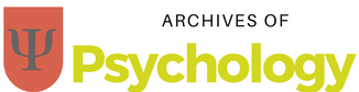 Archives of Psychology journal logo